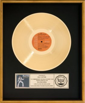 Elvis: As Recorded At Madison Square Garden Riaa