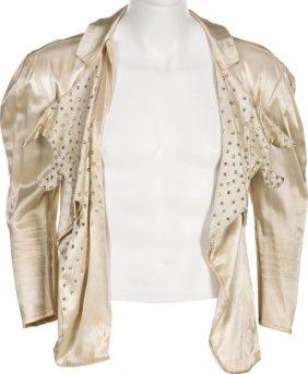 Alice Cooper - Neal Smith Stage-worn Rhinestone
