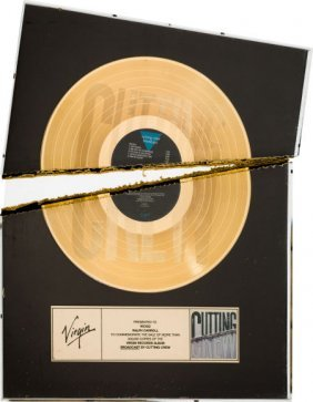 Cutting Crew Broadcast Virgin In-house Gold Reco