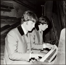 Beatles - Five Photographs By Friedhelm Von Esto