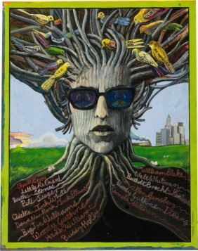 """Bob Dylan - """"musical Roots & Branches"""" Original"""