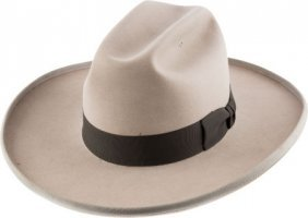 "A John Wayne Cowboy Hat Likely Related To ""the A"