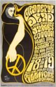 89400 Grateful Dead James Cotton BG38 Concert Poster