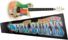 Gretsch Traveling Wilburys Tw-300 Limited Editio