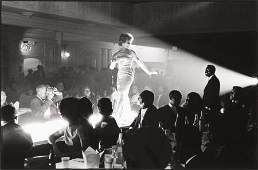 73315: Leonard Freed (American, 1929-2006) Fashion Show