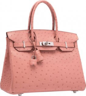 orange purses cheap - hermes gris perle togo birkin 25cm palladium