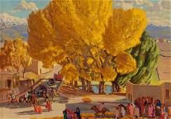 68008: Ernest Leonard Blumenschein (American, 1874-1960