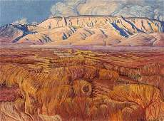 68013: Ernest Leonard Blumenschein (American, 1874-1960