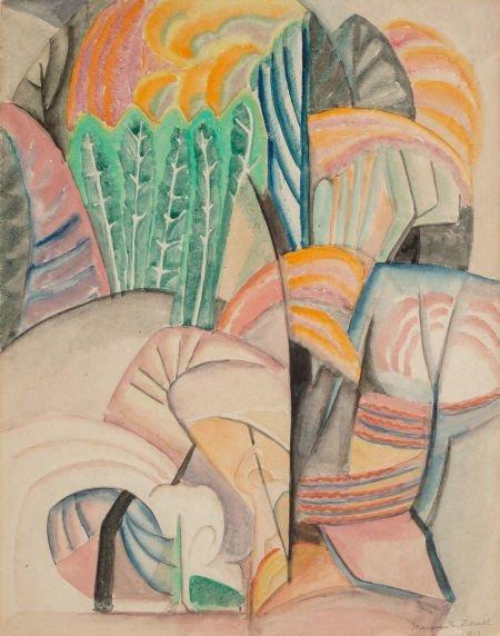 68137: Marguerite Thompson Zorach (American, 1887-1968)