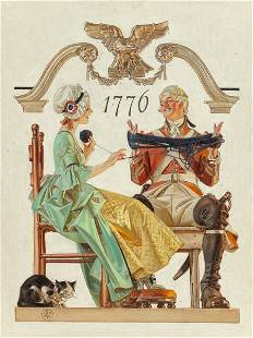 68145: Joseph Christian Leyendecker (American, 1874-195
