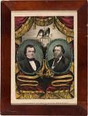 "42072: Douglas & Johnson: Grand National Banner. 10"" x"