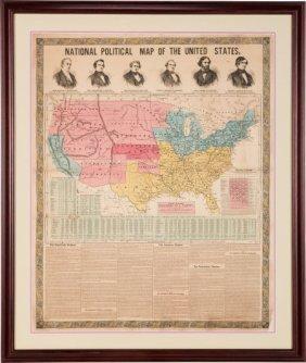 Buchanan, Frémont And Fillmore: 1856 Campaign Ch