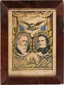 42047: Buchanan & Breckinridge: Jugate Grand National B