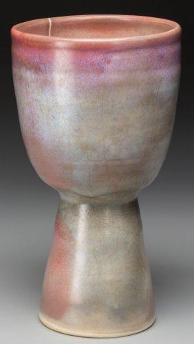 Harding Black (american, 1912-2004) Chalice Vase