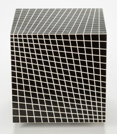 69003: Richard Anuszkiewicz (b. 1930) Untitled, 1968 Pl
