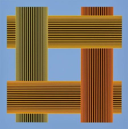 69004: Richard Anuszkiewicz (b. 1930) Untitled (Translu