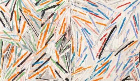 69009: Charles Arthur Arnoldi (b. 1946) Untitled, 1983