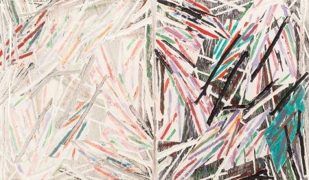 69010: Charles Arthur Arnoldi (b. 1946) Untitled, 1983