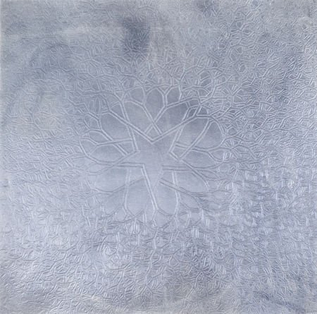 69011: Ruth Asawa (1926-2013) Untitled, 1970 Foil embos