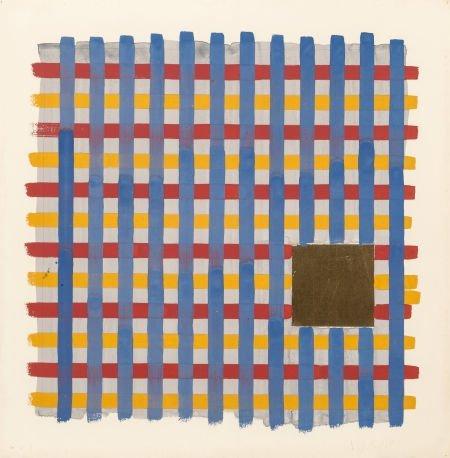 69014: Jennifer Bartlett (b. 1941) Homan-ji III (set of