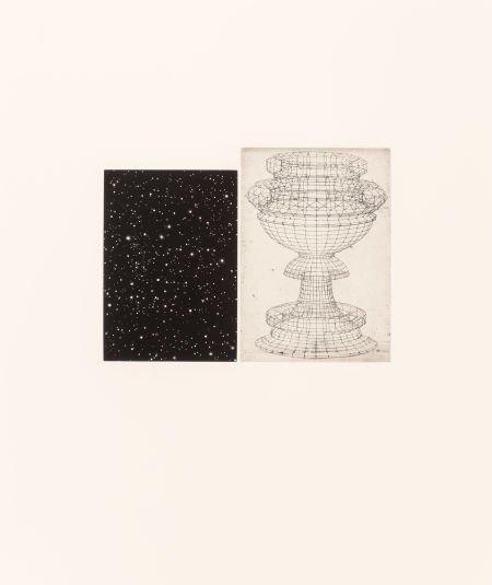 69019: Vija Celmins (b. 1939) Constellation - Uccello,