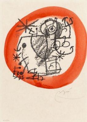Joan Miró (1893-1983) Les Essències De La Terra,