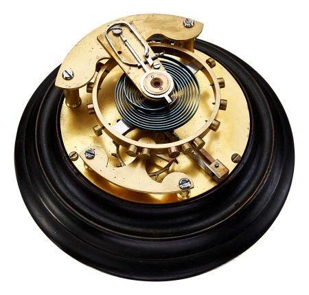 56015: Large Single Wheel Spring Detent Escapement Mode