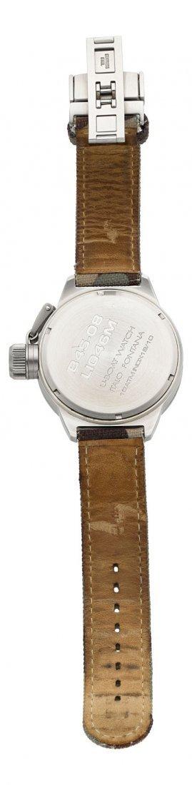 56062: Italo Fontana U-Boat Left-Hook B45-08 Wristwatch - 2