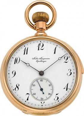 Jules Jurgensen Rose Gold Five Minute Repeater,