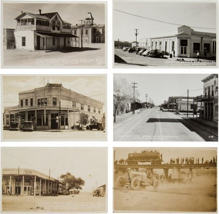 51243: Tombstone, Arizona: Early Twentieth-Century Post