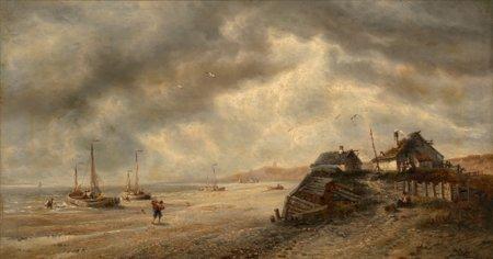 65119: François Etienne Musin (Belgian, 1820-1888) Fish