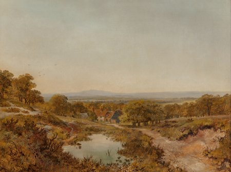 65121: Edmund John Niemann (British, 1813-1876) Landsca