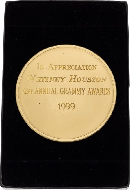 89107: Whitney Houston National Academy of Recording Ar