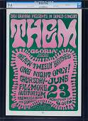 89552 ThemThe New Tweedy Brothers Fillmore Concert Po