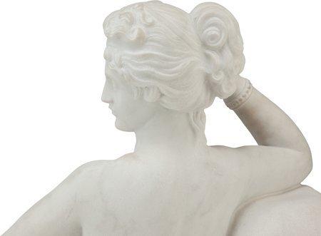 61246: A Marble Sculpture after Antonio Canova: Pauline - 3