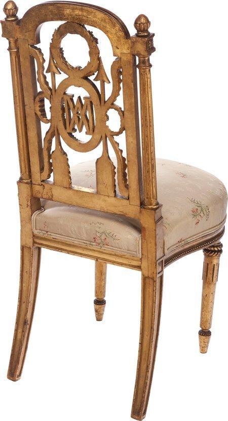 61178: A Louis XVI-Style Marie Antoinette Parcel Giltwo - 2