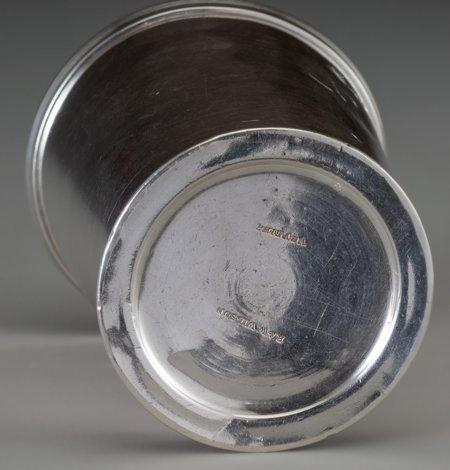 61850: An R & W Wilson Coin Silver Mint Julep Cup, Phil - 3