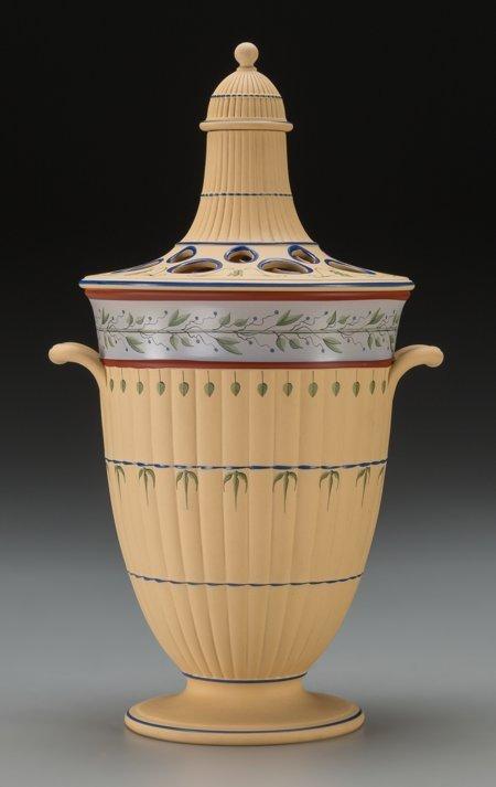61772: A Wedgwood Genius Collection Cane Jasper Bough P