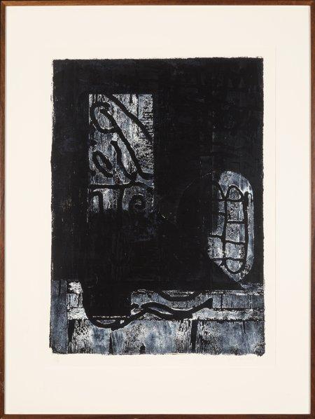 62141: John Walker (British, b. 1939) Memory V, 1989 Wo - 2