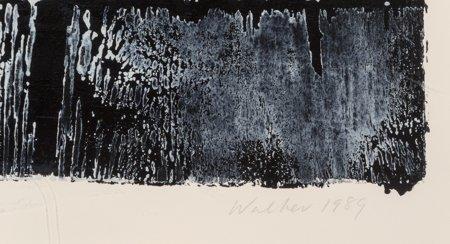 62141: John Walker (British, b. 1939) Memory V, 1989 Wo - 3