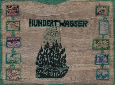 62046: Friedensreich Hundertwasser (Austrian, 1928-2000