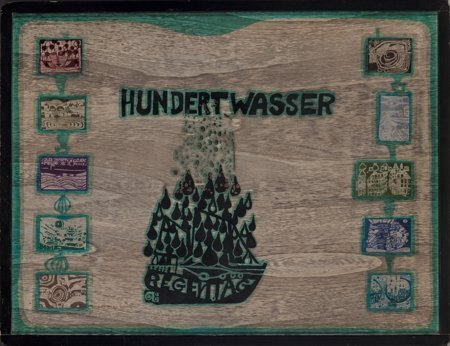 62046: Friedensreich Hundertwasser (Austrian, 1928-2000 - 3