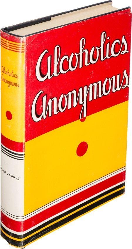 45003: [Alcoholics Anonymous]. Alcoholics Anonymous. Th
