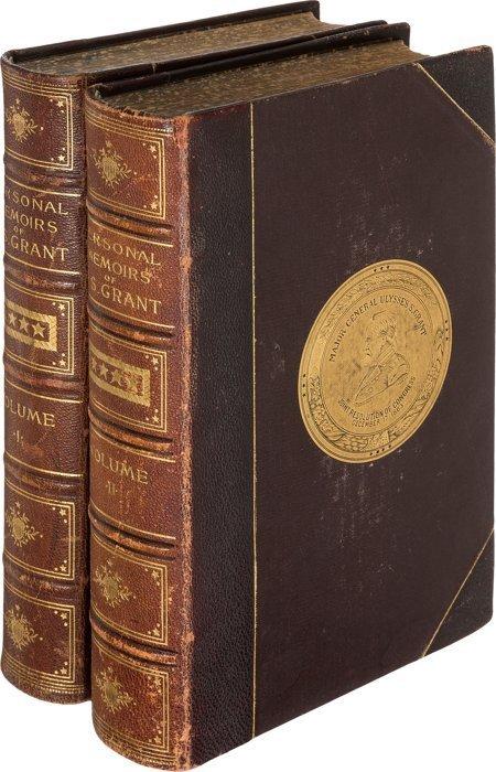 45009: U[lysses]. S. Grant. Personal Memoirs of U. S. G