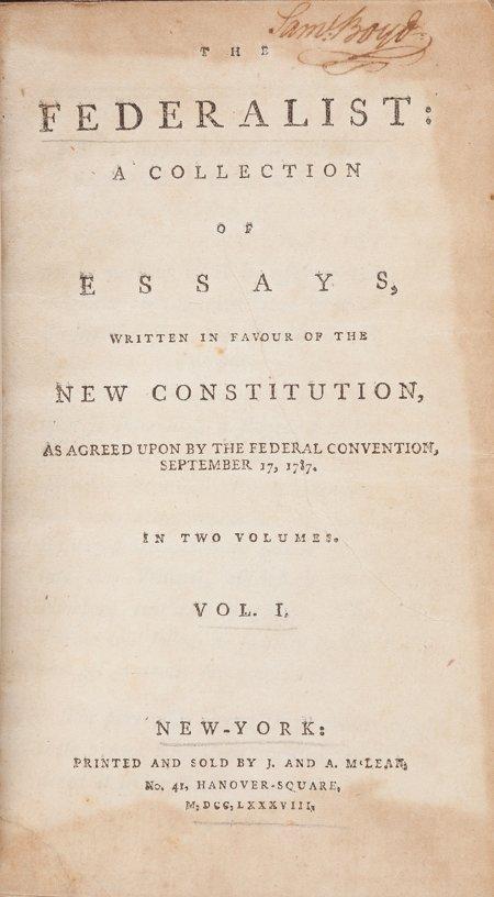 45010: [Alexander Hamilton, James Madison, and John Jay