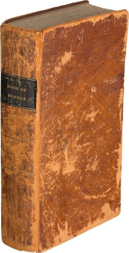 45017: Joseph Smith. The Book of Mormon: An Account Wri