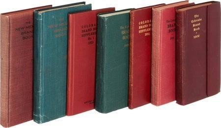 45021: [Livestock and Cattle Ranching]. Collection of S