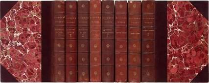 45146: Charles Dickens. The Works of Charles Dickens. N