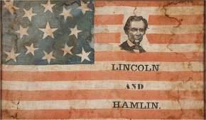 43106: Abraham Lincoln: 1860 Beardless Portrait Campaig