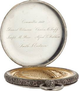 "43082: Massive U.S. Mint Medal of ""Pure California Gold"